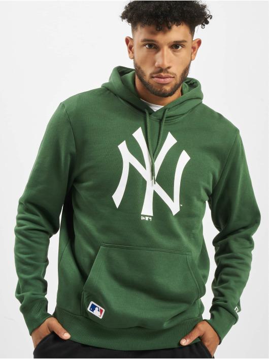 New Era Hoody MLB NY Yankees Seasonal Team Logo grün