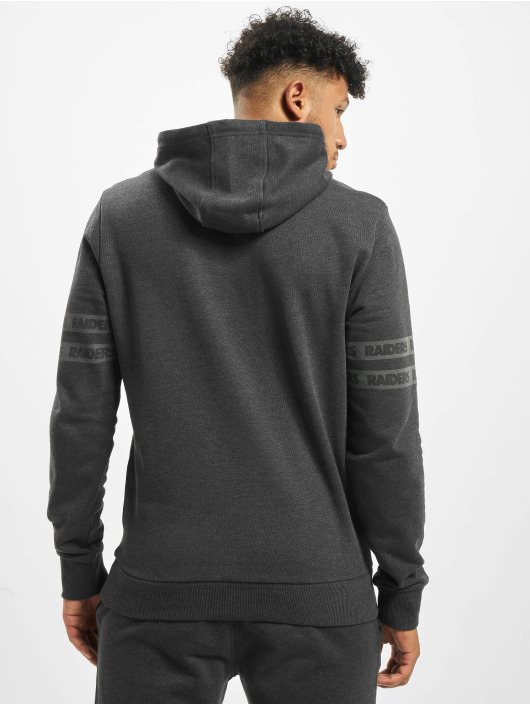 New Era Hoody NFL Oakland Raiders Tonal schwarz