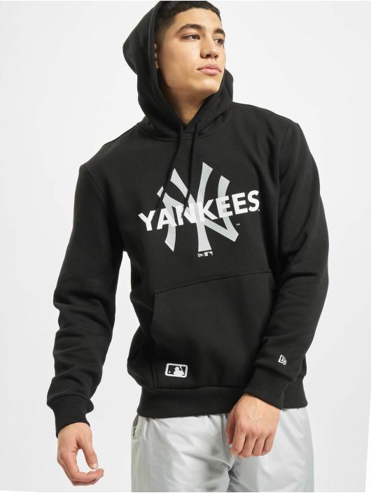 New Era Hoody MLB NY Yankees Po schwarz