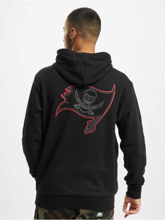 New Era Hoody NFL Tampa Bay Buccaneers Outline Logo PO schwarz