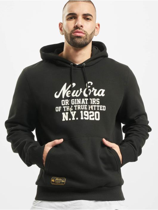 New Era Hupparit Heritage Established musta