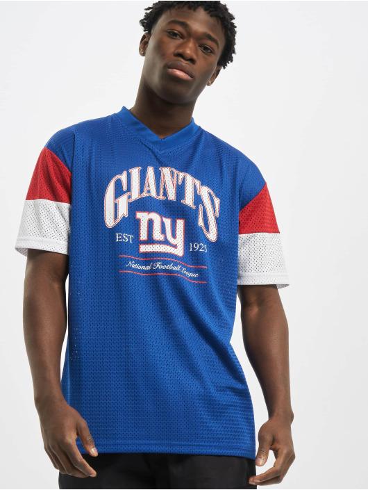 New Era Jersey NFL New York Giants Team Established blue