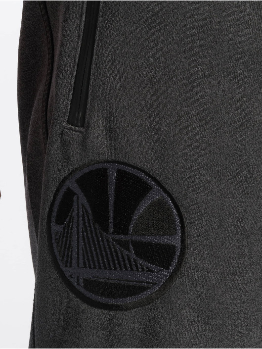 New Era Jogginghose NBA Engineered Fit Golden State Warriors Fleece grau
