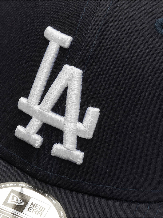 New Era Lastebilsjåfør- / flexfitted caps Classic LA Dodgers 39Thirty blå