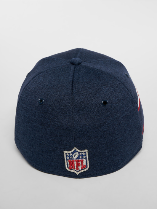 New Era Lastebilsjåfør- / flexfitted caps NFL New England Patriots 39 Thirty blå