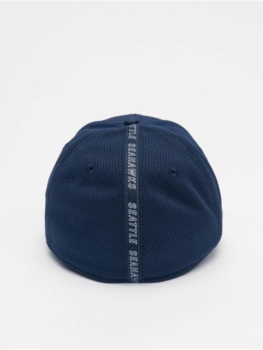 New Era Lastebilsjåfør- / flexfitted caps NFL Seattle Seahawks Featherweight 39thirty blå