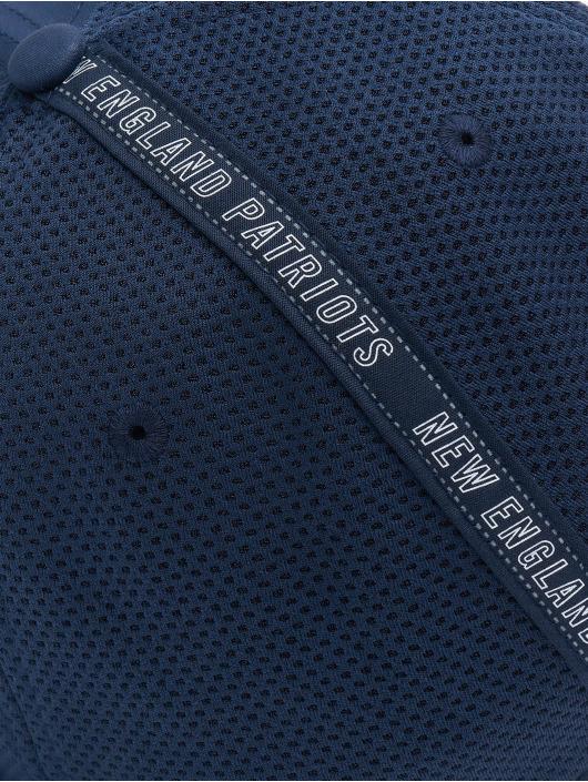 New Era Lastebilsjåfør- / flexfitted caps NFL New England Patriots Featherweight 39thirty blå