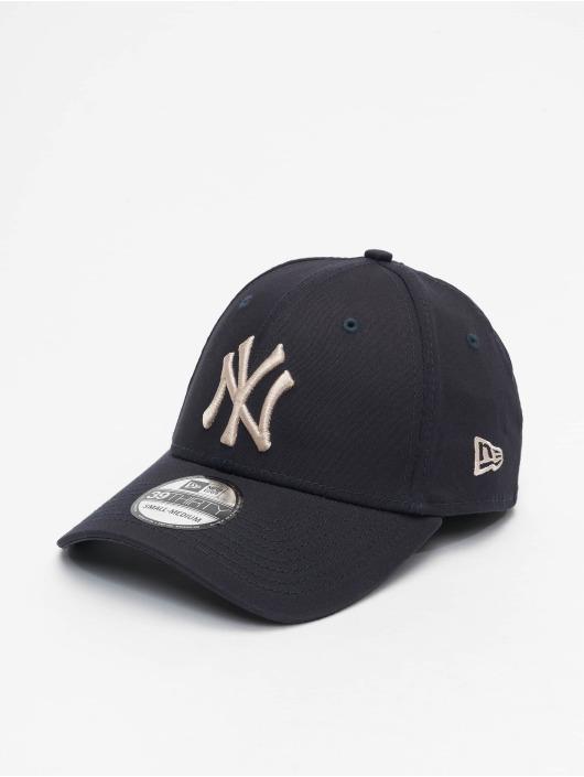 New Era Lastebilsjåfør- / flexfitted caps MLB NY Yankees League Essential 39Thirty blå