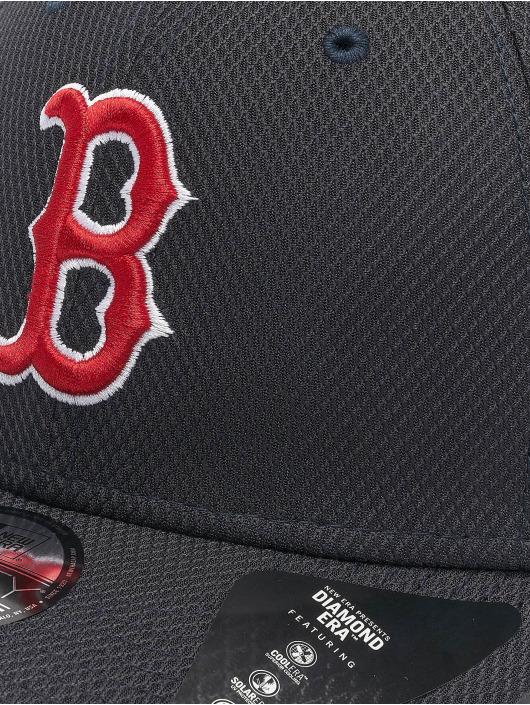 New Era Lastebilsjåfør- / flexfitted caps MLB Boston Red Sox Team 39thirty blå