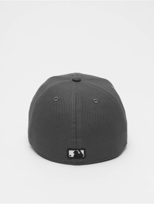 New Era Lastebilsjåfør- / flexfitted caps Diamond Era 39thirty grå