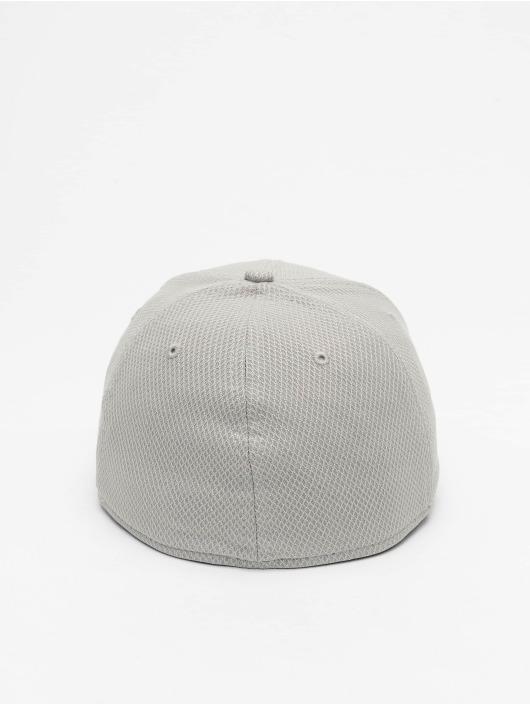 New Era Lastebilsjåfør- / flexfitted caps MLB NY Yankees Team 39thirty grå
