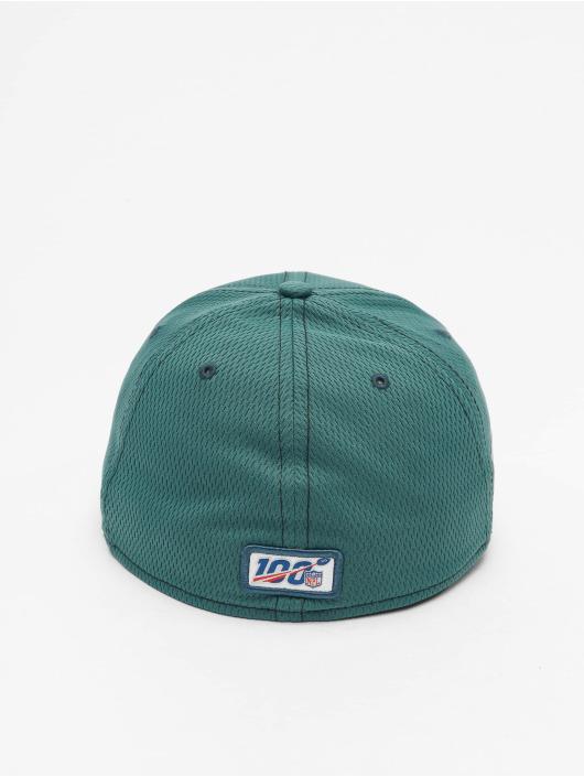 New Era Lastebilsjåfør- / flexfitted caps NFL Philadelphia Eagles Onfield Road 39Thirty grøn