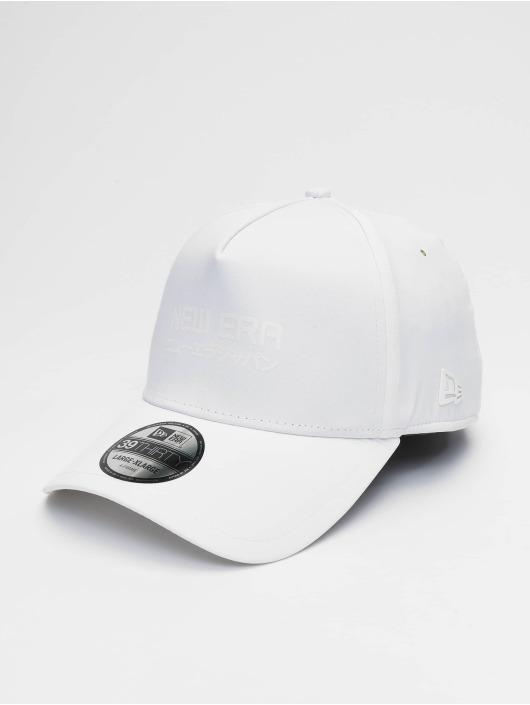 New Era Lastebilsjåfør- / flexfitted caps Tech Seam 39thirty hvit