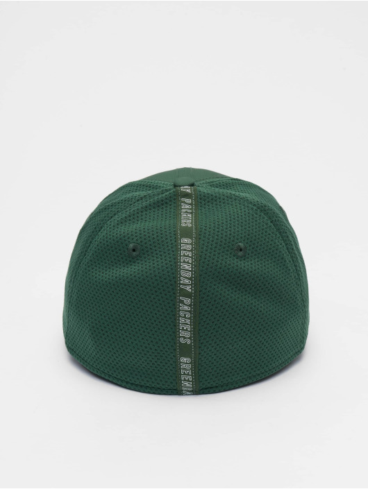 New Era Lastebilsjåfør- / flexfitted caps NFL Green Bay Packers Featherweight 39thirty Flexfitted Cap mangefarget