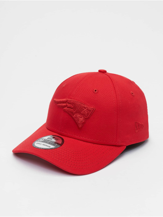 New Era Lastebilsjåfør- / flexfitted caps NFL New England Patriots Team Tonal 39thirty red