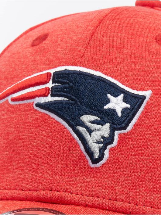 New Era Lastebilsjåfør- / flexfitted caps NFL New England Patriots Shadow Tech 39thirty red
