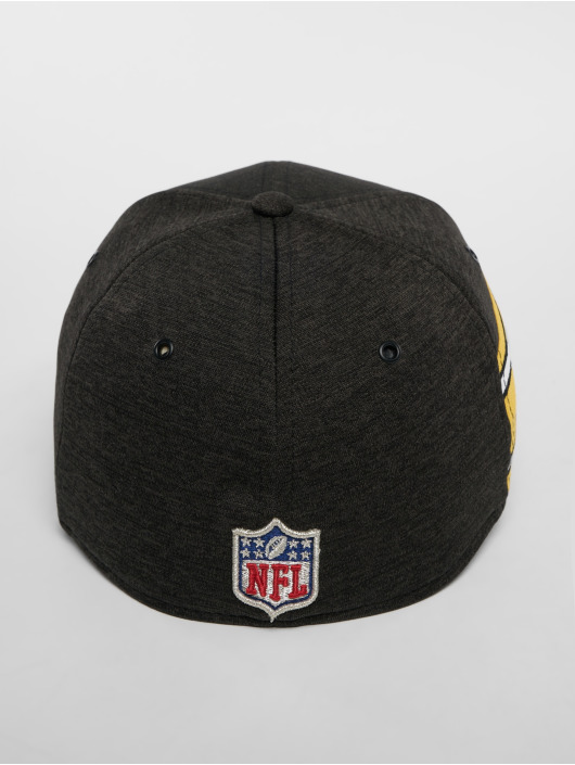 New Era Lastebilsjåfør- / flexfitted caps NFL Pittsburgh Steelers 39 Thirty svart