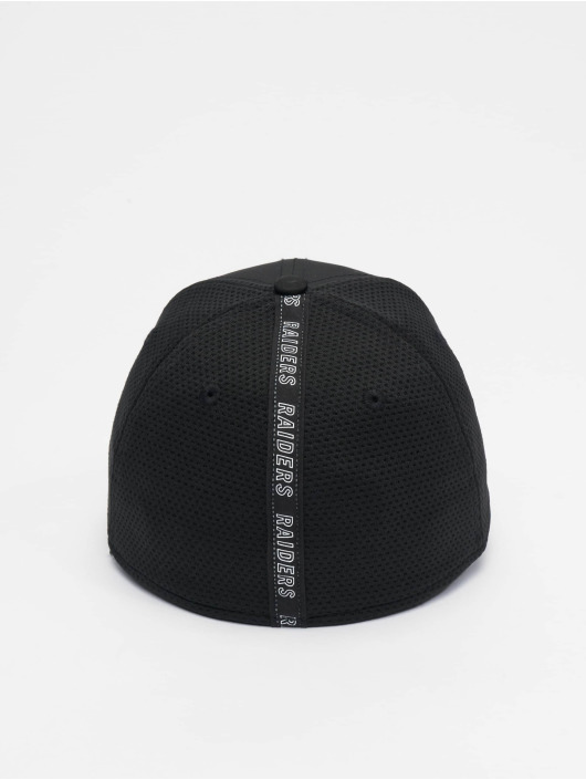 New Era Lastebilsjåfør- / flexfitted caps NFL Oakland Raiders Featherweight 39thirty svart