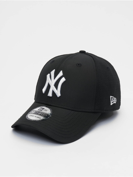 New Era Lastebilsjåfør- / flexfitted caps MLB New York Yankees Featherweight 39thirty svart