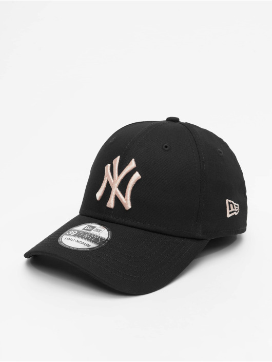 New Era Lastebilsjåfør- / flexfitted caps MLB NY Yankees League Essential 39Thirty svart