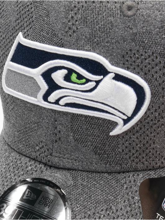 New Era Lastebilsjåfør- / flexfitted caps NFL Seattle Seahawks Engineered Plus 39Thirty svart