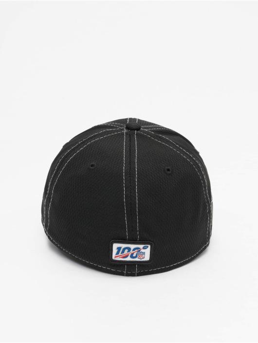 New Era Lastebilsjåfør- / flexfitted caps NFL Oakland Raiders Onfield Road 39Thirty svart