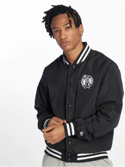 New Era Lightweight Jacket NBA Team Bosten Celtics black