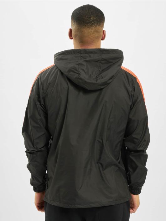 New Era Lightweight Jacket Graphic black
