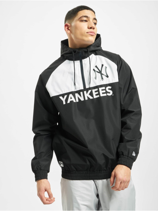 New Era Lightweight Jacket MLB NY Yankees black