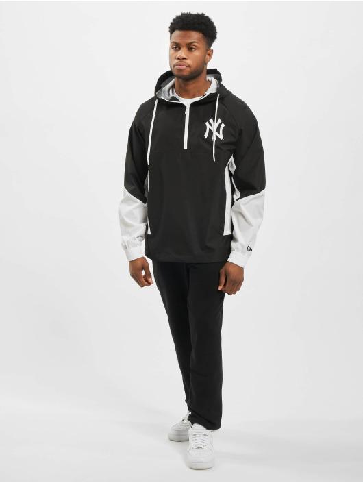 New Era Lightweight Jacket MLB NY Yankees Print Infill black