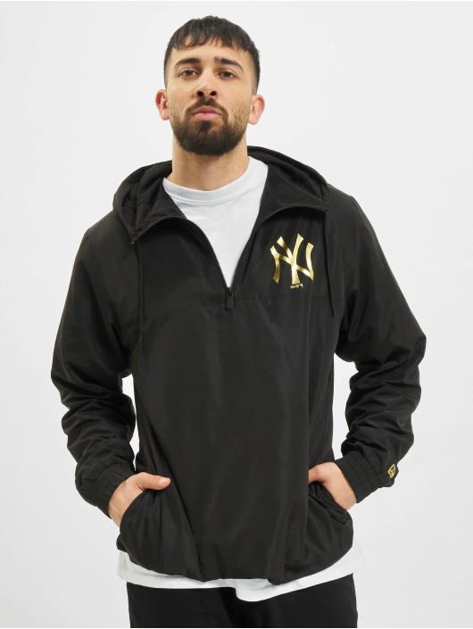 New Era Lightweight Jacket MLB New York Yankees black