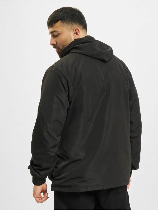 New Era Lightweight Jacket NBA Chicago Bulls Metalic Windbreaker black