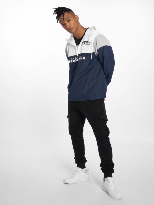 New Era Lightweight Jacket Nfl Colour Block blue