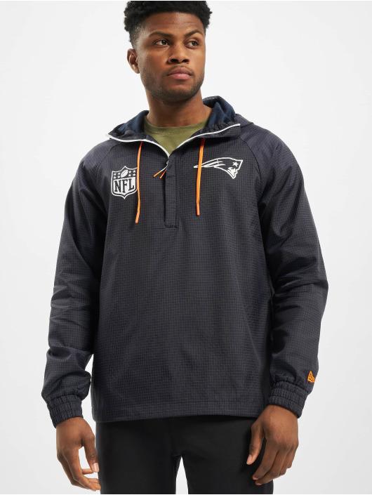 New Era Lightweight Jacket NFl New England Patriots blue