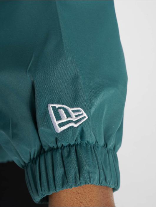 New Era Lightweight Jacket Nfl Colour Block green