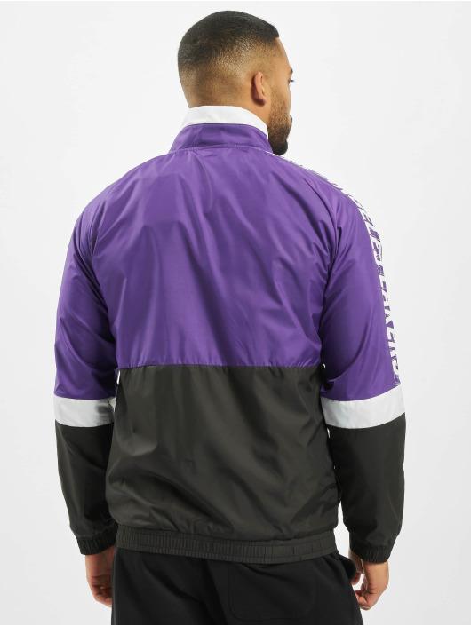 New Era Lightweight Jacket NBA LA Lakers Colour Block Track purple