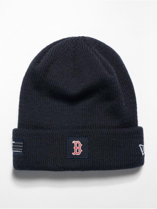 New Era Luer MLB Boston Red Sox Sport Knit blå