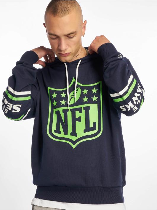 New Era Mikiny NFL Seattle Seahawks Badge modrá
