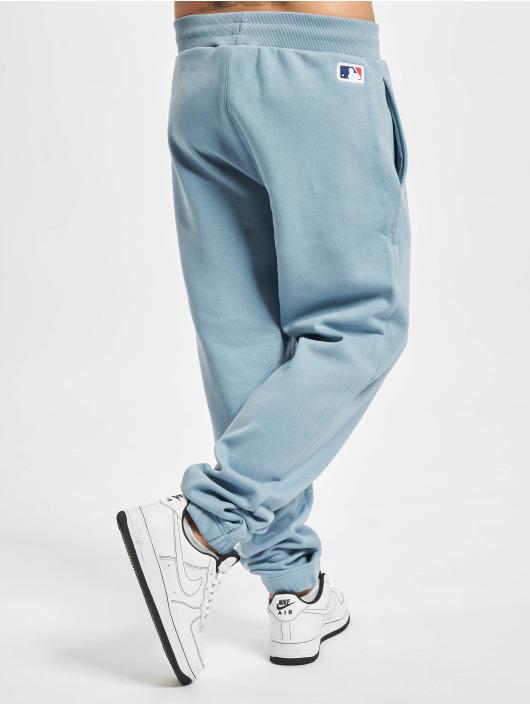 New Era Pantalone ginnico MLB NY Yankees Seasonal Logo Relaxed blu