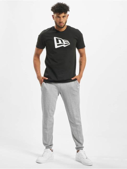New Era Pantalone ginnico Essential grigio