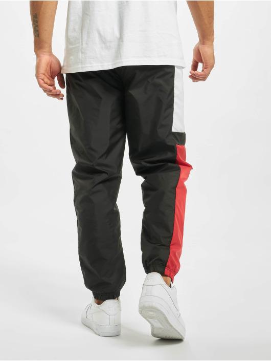 New Era Pantalone ginnico Colour Block nero