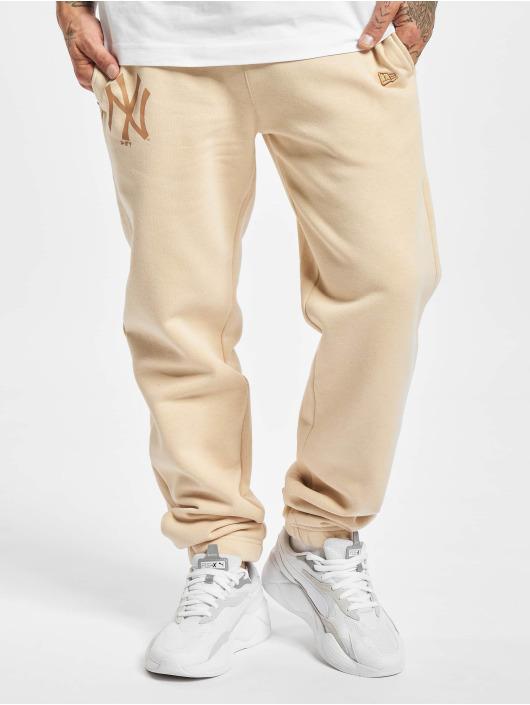 New Era Pantalone ginnico New Era MLB NY Yankees Seasonal Logo Relaxed rosa chiaro