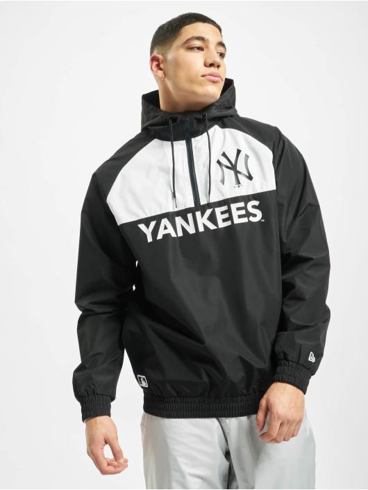 New Era Prechodné vetrovky MLB NY Yankees èierna