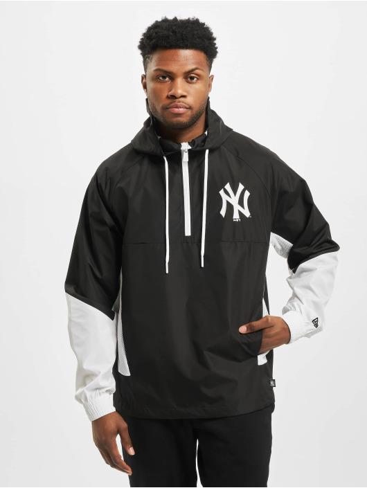 New Era Prechodné vetrovky MLB NY Yankees Print Infill èierna