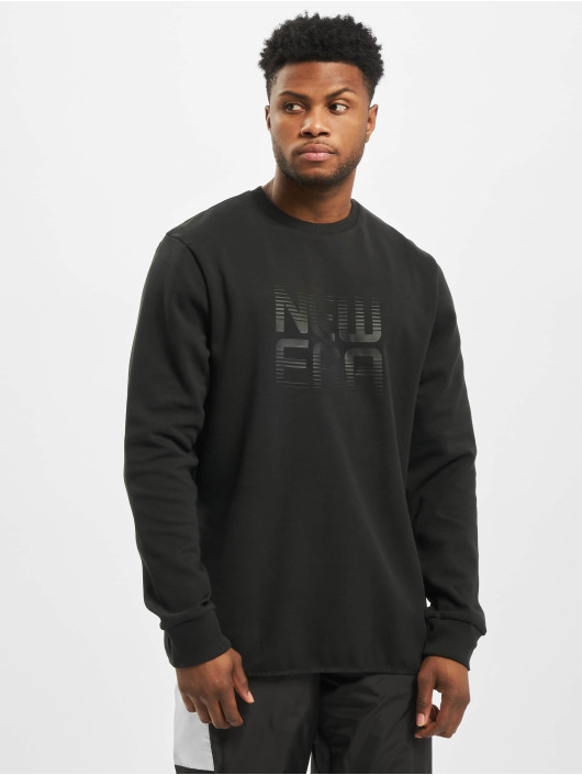 New Era Pullover Technical black