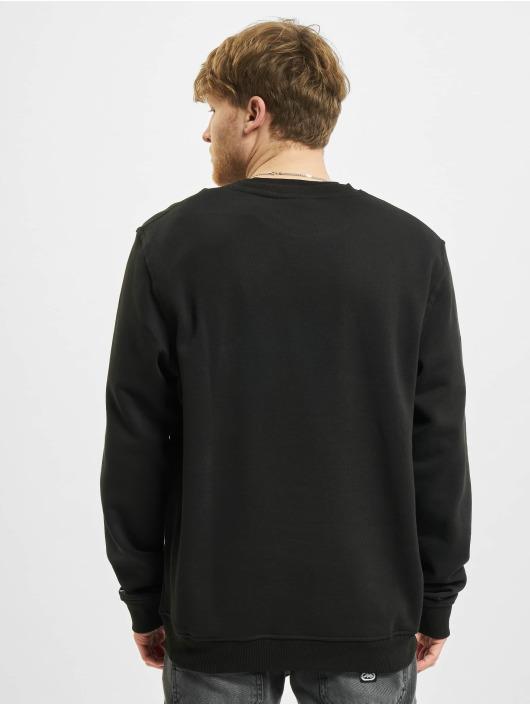 New Era Pullover Team Logo schwarz