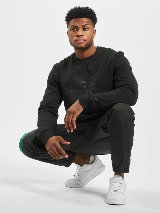 New Era Pullover Technical schwarz