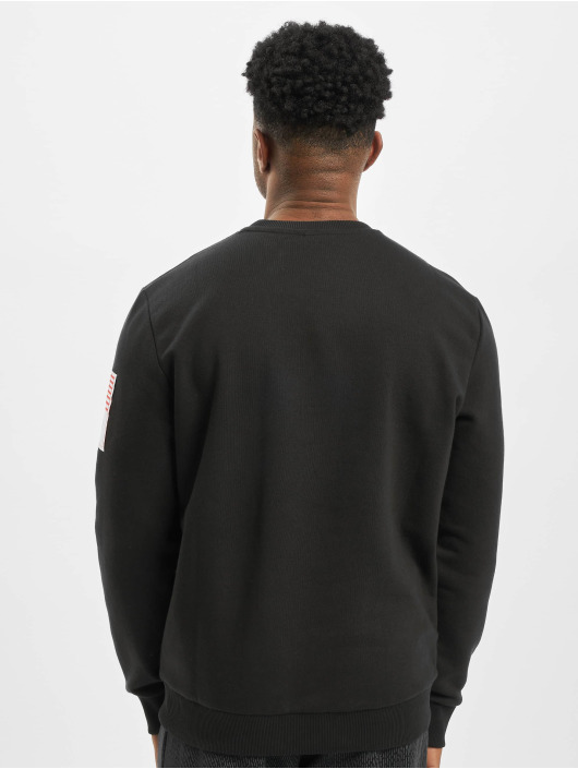 New Era Pullover Far East schwarz