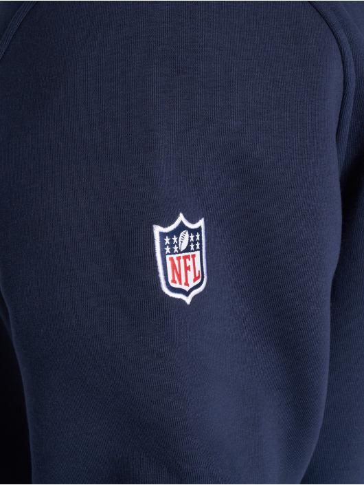 New Era Pulóvre NFL Team New England Patriots modrá