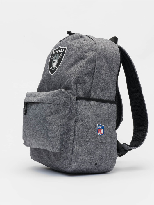New Era Rucksack NFL Oakland Raiders Light gris